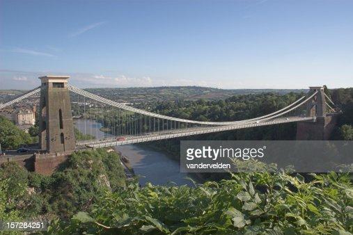 Bristol's world-famous Suspension Bridge