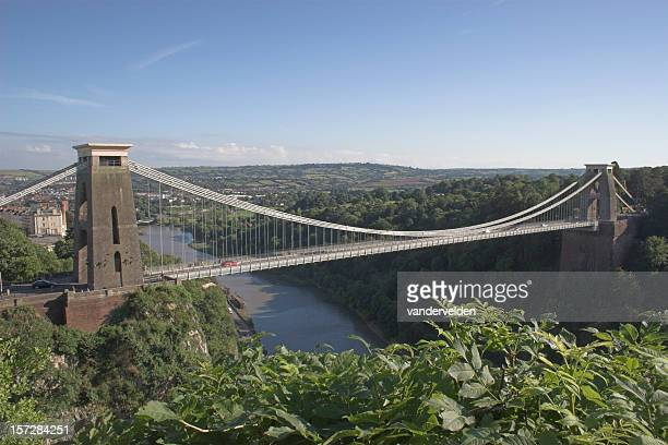 Bristol's world-famous Suspension Bridge