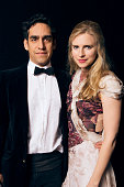 Brit Marling and Zal Batmanglij poses for a portrait at the The Art Of Elysium 8th Annual Heaven Gala on January 10 2015 in Santa Monica California