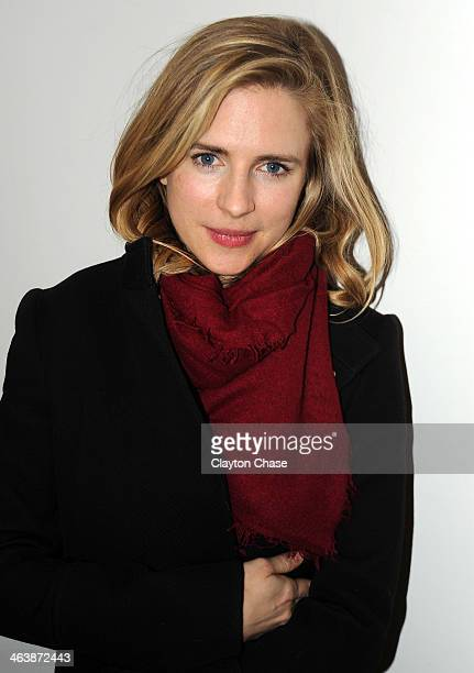 Brit Marling attends The 10th Anniversary LG Music Lodge At Sundance With Elio Motors And Tervis on January 19 2014 in Park City Utah