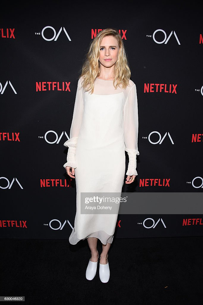 "Premiere Of Netflix's ""The OA"" - Arrivals"