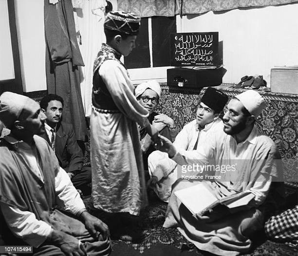 Britain Arabs Cardiff Community In Wales
