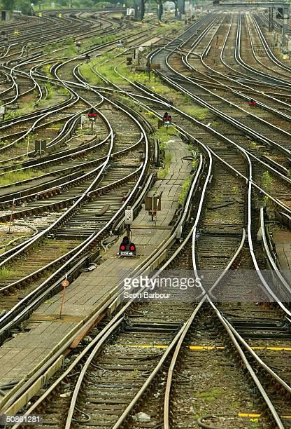 Britain Faced With Crippling Rail Strike