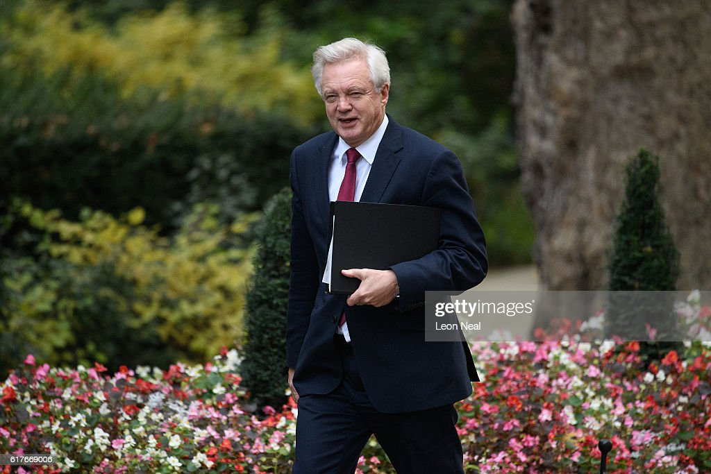 The Prime Minister Hosts A Joint Ministerial Committee On Brexit