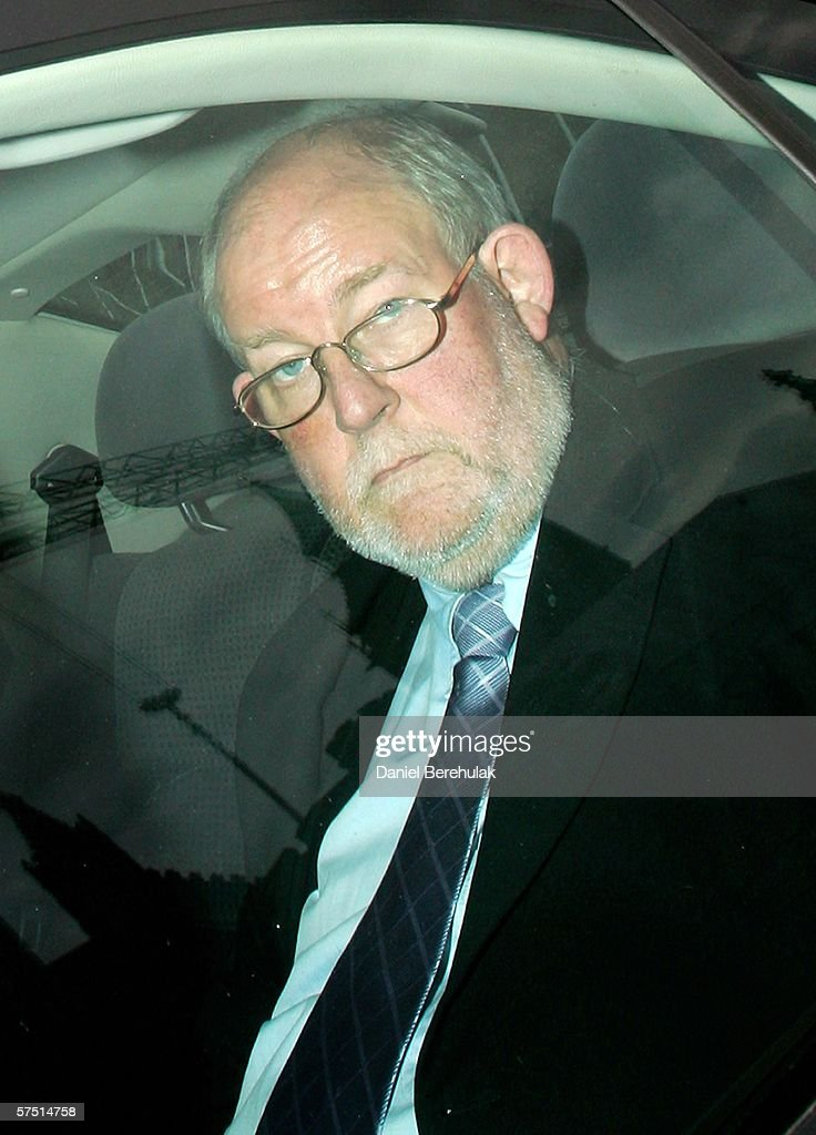 Britain's Home Secretary Charles Clarke leaves the house of commons on May 2, 2006 in London, England. British Prime Minister Tony Blair today was under increased pressure and hoping to repair damage caused to the Labour party with recent calls for the resignation of deputy prime minister John Prescott and home secretary Charles Clarke.