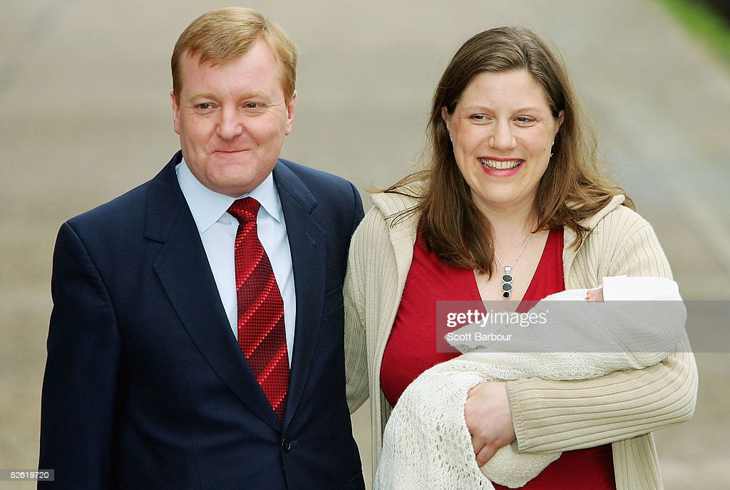 Lib Dem Leader Charles Kennedy Becomes A Father