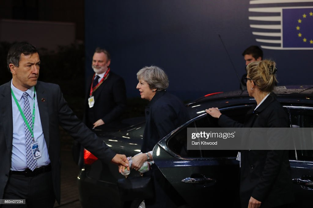 Leaders Meet In Brussels For European Council Meeting - Day Two