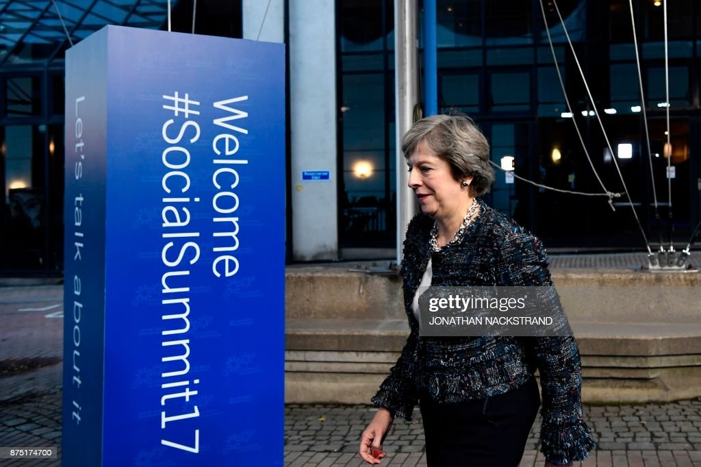 European Social Summit in Gothenburg
