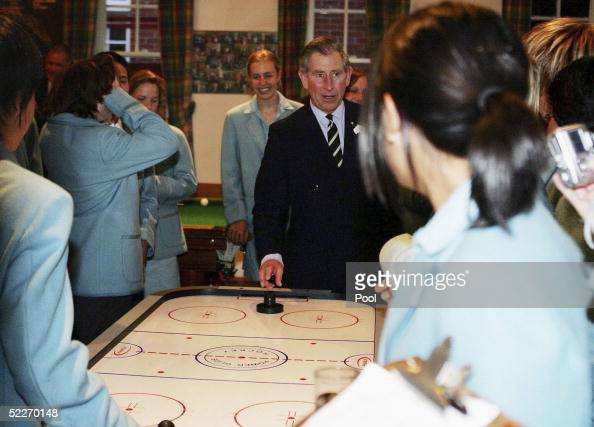 Prince charles visits geelong grammar school on their for Classic house at akasaka prince