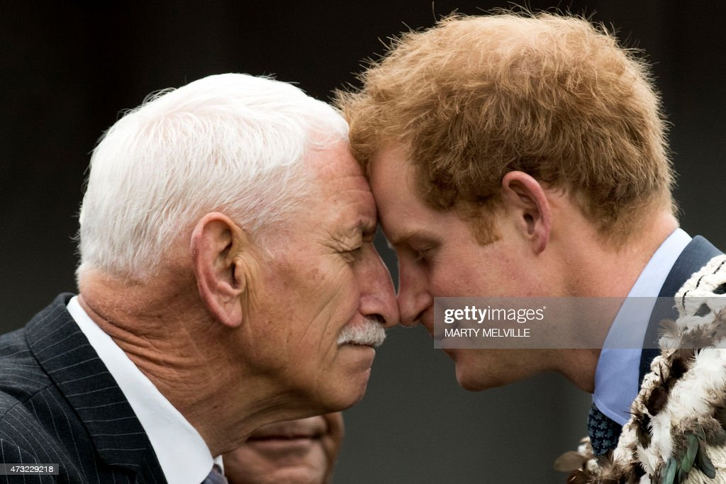 Principe Henry del Galles | Getty Images