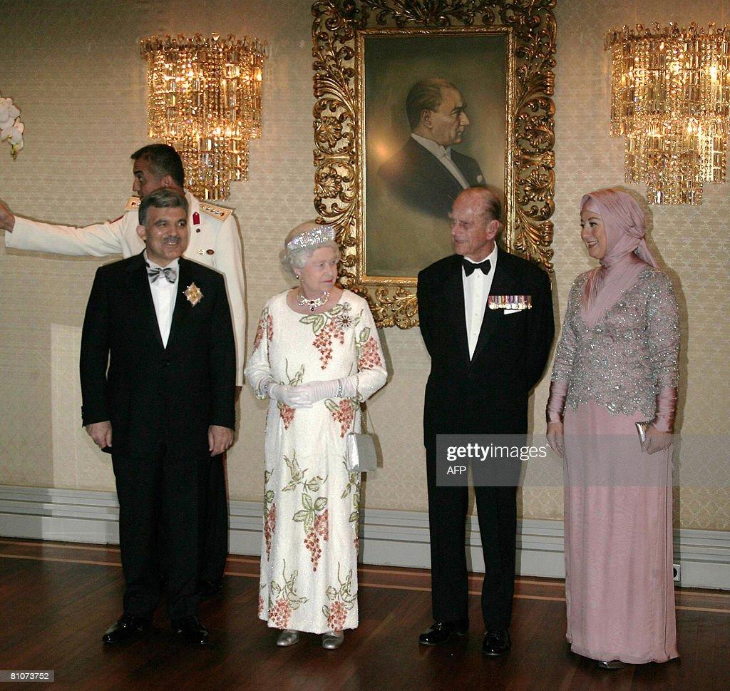 President palace ankara dresses