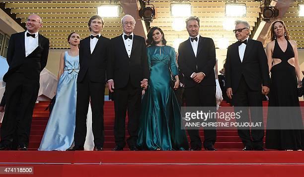 British actor Alex Macqueen US actress Zoe Kazan US actor Paul Dano British actor Michael Caine British actress Rachel Weisz Italian director Paolo...