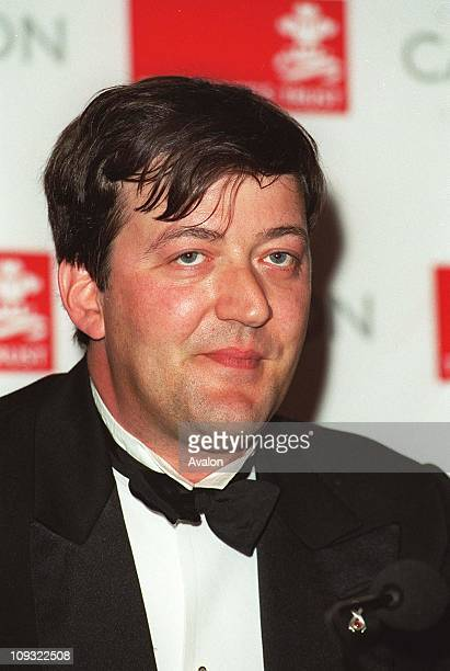 British Actor and Writer Stephen Fry Attending a Royal Gala celebrating 21 years of the Prince's Trust