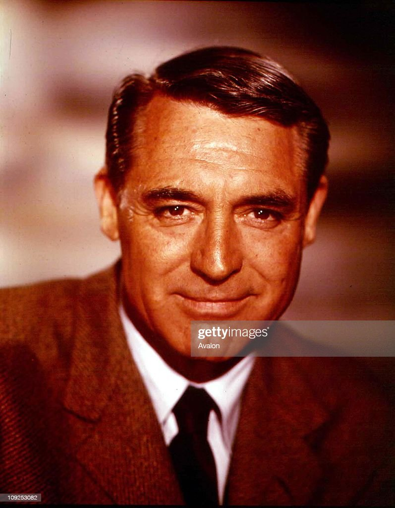 British Actor <a gi-track='captionPersonalityLinkClicked' href=/galleries/search?phrase=Cary+Grant&family=editorial&specificpeople=90519 ng-click='$event.stopPropagation()'>Cary Grant</a> Lives Hollywood, .