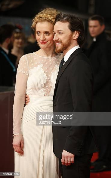 James Mcavoy 2014 Wife British actor James Mc...