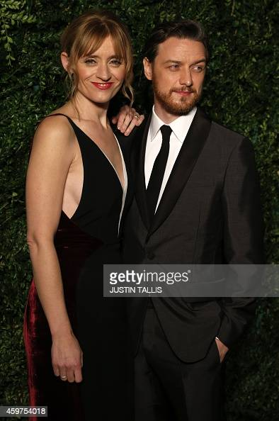 James Mcavoy 2014 Wife British actor J...