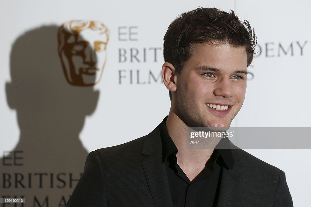 British actor Jeremy Irvine poses for pictures at a photocall to mark the 2013 BAFTA nominations in central London, on January 9, 2013. Steven Spielberg's political drama 'Lincoln', the film version of hit stage musical 'Les Miserables' and Ang Lee's 'Life of Pi' lead the nominations for the BAFTAs announced in London. All three are in the running for best film in the British awards, viewed as one of the indicators of Oscars glory, alongside Kathryn Bigelow's Osama bin Laden manhunt movie 'Zero Dark Thirty' and Iran hostage drama 'Argo'.