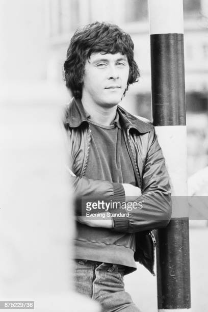 British actor Richard Beckinsale 29th September 1977