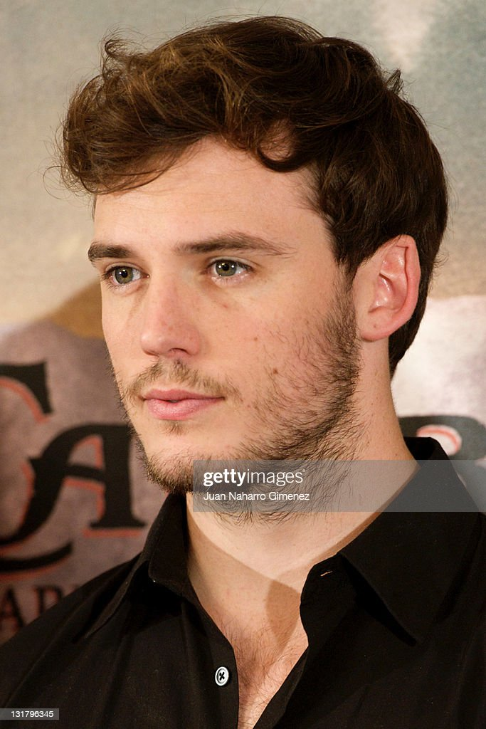 British actor Samuel Claflin attends 'Pirates Of The Caribbean: On Stranger Tides'