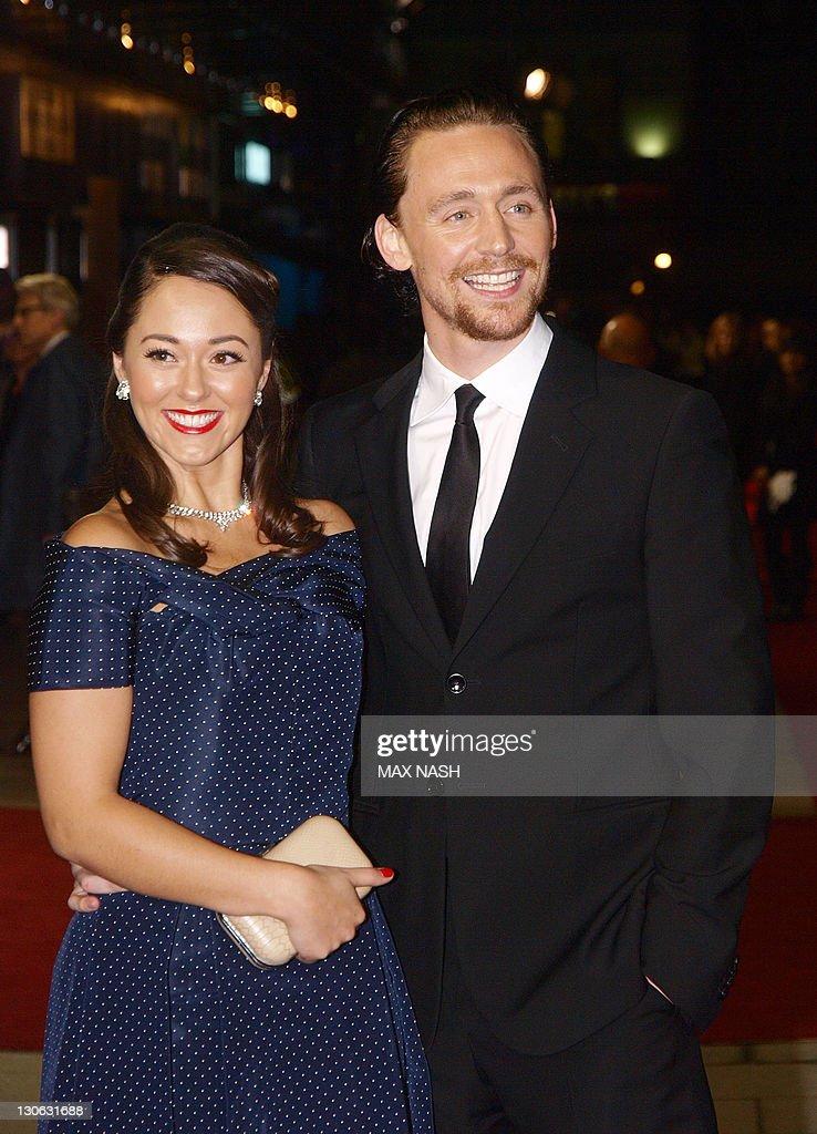 Tom Hiddleston Girlfriend 2014 Tom Hiddleston | Getty...