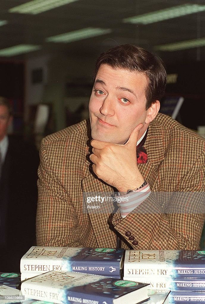 a biography of stephen fry a writer About stephen fry: stephen john fry is an english comedian, writer, actor, humourist, novelist, poet, columnist, filmmaker, television personality and te.