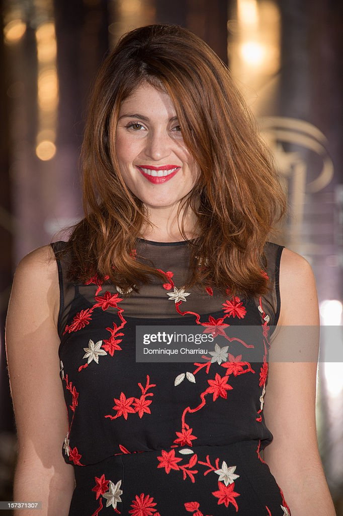 British Actress and jury member Gemma Arterton arrives to the Tribute To Chinese Director Zhang Yimou during the 12th International Marrakech Film Festival on December 2, 2012 in Marrakech, Morocco.