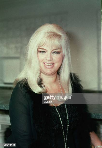 British Actress Diana Dors