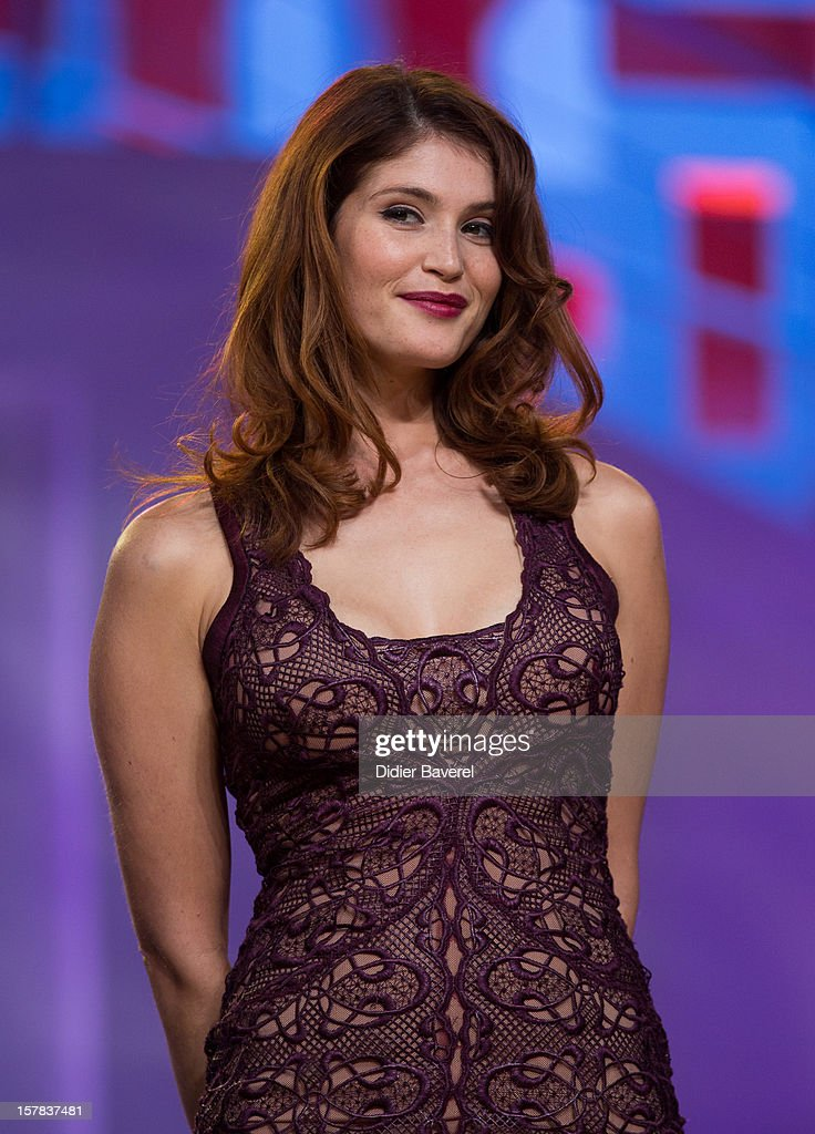 British actress Gemma Arterton attends the tribute to Jonathan Demme at 12th International Marrakech Film Festival on December 6, 2012 in Marrakech, Morocco.