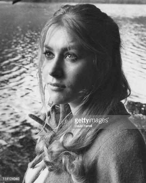British actress Helen Mirren stars as Hermia in a film version of Shakespeare's play 'A Midsummer Night's Dream' 1968 The film was directed by Peter...
