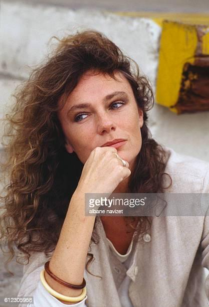 British actress Jacqueline Bisset