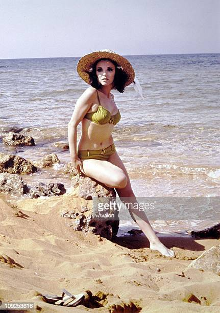 British Actress Joan Collins
