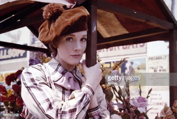 British Actress Julie Andrews