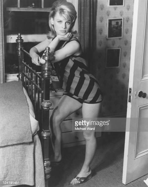 British actress Julie Christie in London 1962