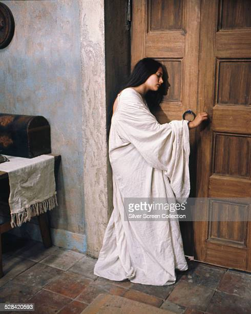 British actress Olivia Hussey as Juliet in 'Romeo And Juliet' directed by Franco Zeffirelli 1968