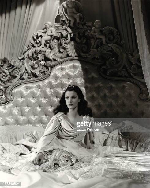 British actress Vivien Leigh as Emma Lady Hamilton in a publicity stiil for 'That Hamilton Woman' directed by Alexander Korda 1941