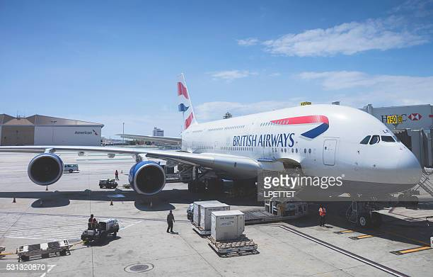 British Airways-Airbus A380