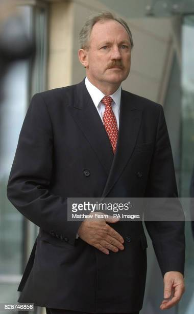 British Airways Chief Executive Rod Eddington speaks to the media outside British Airways headquarters near London's Heathrow Airport A peace plan...
