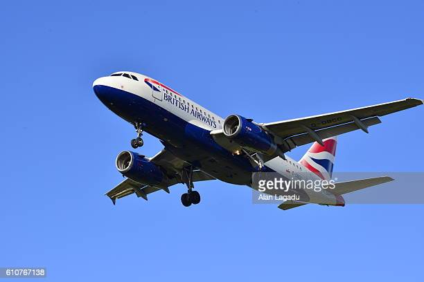 British Airways, Embraer 170, U.K.