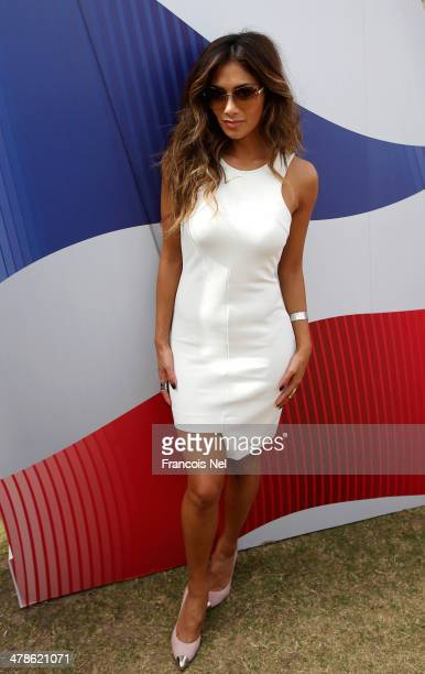 British Airways hosted former Pussycat Dolls lead singer and multiplatinum selling solo artist Nicole Scherzinger at the British Airways exclusive...