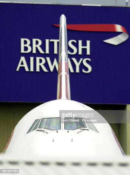 A British Airways jet at Heathrow Airport The management of BA have announced 7000 job cuts and plans to reduce flights in the wake of the terrorist...