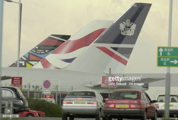 British Airways jets at Heathrow Airport The management of BA have announced 7000 job cuts and plans to reduce flights in the wake of the terrorist...