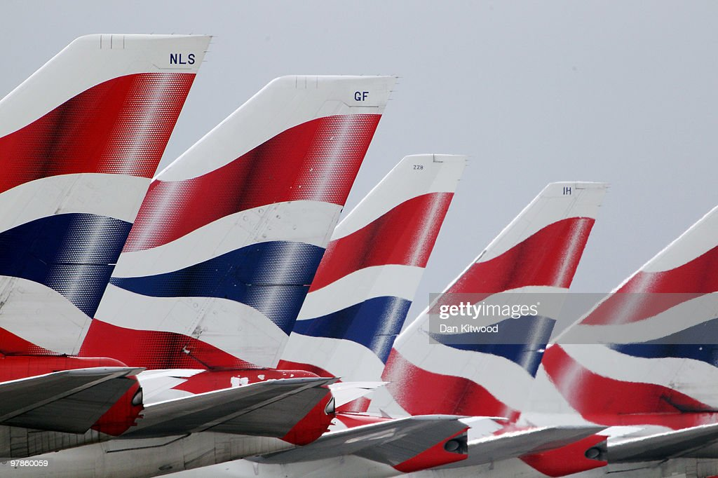 A British Airways plane prepares to depart Heathrow Airport on March 19, 2010 in London, England. The planned three day strike by BA cabin crew this weekend will now go ahead as talks between the airline and the union Unite collapsed earlier today.