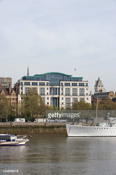 British American Tobacco Victoria Embankment London Wc2 United Kingdom Architect Various British American Tobacco London Headquarters Victoria...