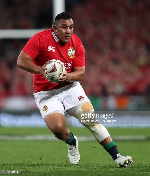 British and Irish Lions Mako Vunipola