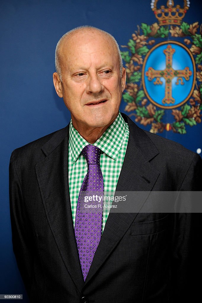 Norman Foster Press Conference in Asturias