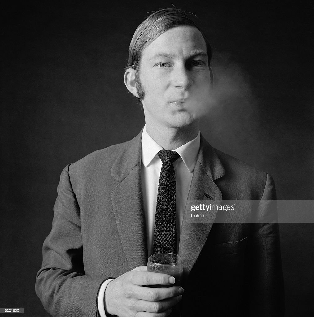 British aristocrat and playboy George Drummond (also known as George de Vere Drummond), 16th November 1967. (Photo by Lichfield/Getty Images).