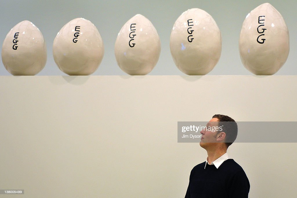 David Shrigley's Brain Activity Opens At The Hayward Gallery