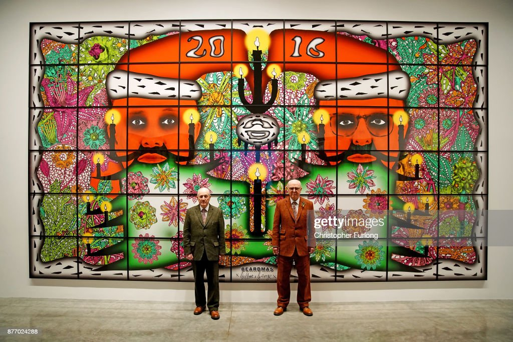 50 Years Of Gilbert And George: First Look At New Exhibition