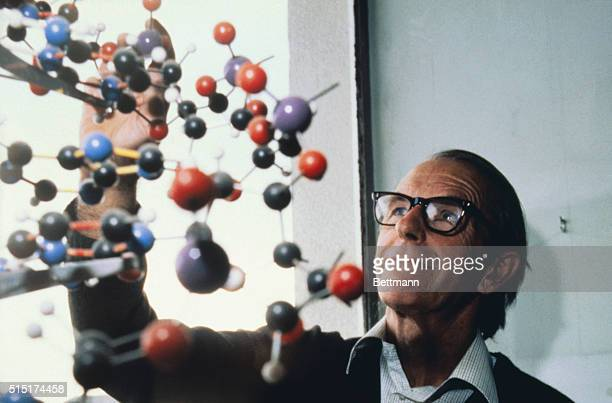 British biochemist Professor Frederick Sanger was awarded his second Nobel Prize for Chemistry in 1980 He is only the third person to win Nobel...