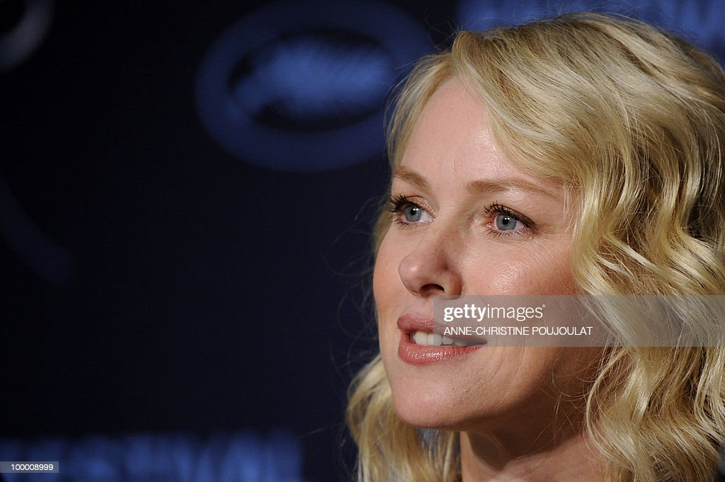 British born Australian actress Naomi Watts speaks during the press conference of 'Fair Game' presented in competition at the 63rd Cannes Film Festival on May 20, 2010 in Cannes.